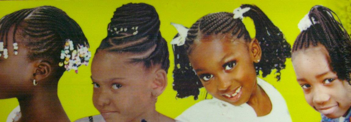 Kid's Hair Braiding Styles