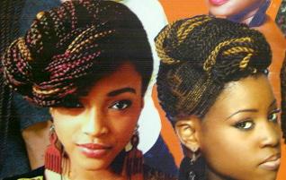 Women's Hair Braiding Styles